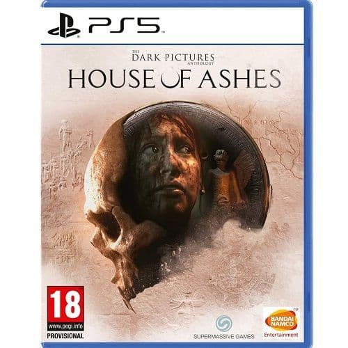 The Dark Pictures Anthology House of Ashes PS5 Game